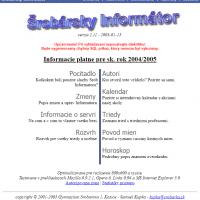 """2001: Spustenie """"Šrobárskeho informátora"""" (1/4)"""