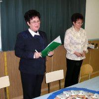 2004: Otvorenie učebne CISCO (1/4)