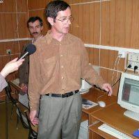 2004: Otvorenie učebne CISCO (2/4)