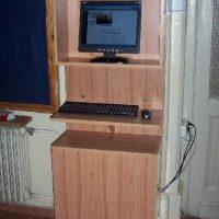 2005: Spustenie IP telefónie na škole a vytvorenie kiosku pre žiakov (2/2)