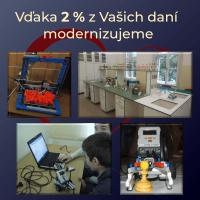 2 percentá z dane pre Šrobárku (2/4)