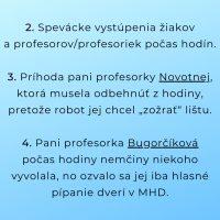 Dotazník pri príležitosti Dňa učiteľov (6/9)