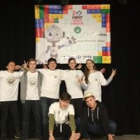 Súťaž First Lego League (1/11)