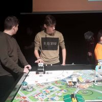 Súťaž First Lego League (9/11)