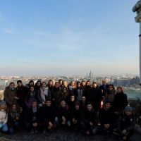 Projekt Jugendkonferenz - Budapešť a Tata (1/14)