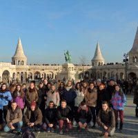 Projekt Jugendkonferenz - Budapešť a Tata (2/14)