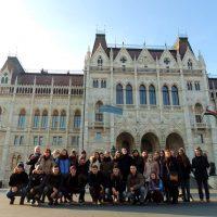 Projekt Jugendkonferenz - Budapešť a Tata (3/14)
