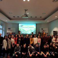 Projekt Jugendkonferenz - Budapešť a Tata (5/14)