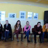 Projekt Jugendkonferenz - Budapešť a Tata (6/14)