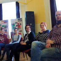 Projekt Jugendkonferenz - Budapešť a Tata (7/14)