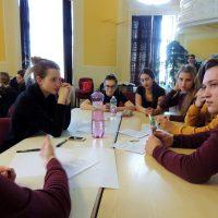 Projekt Jugendkonferenz - Budapešť a Tata (8/14)
