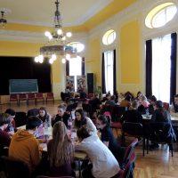 Projekt Jugendkonferenz - Budapešť a Tata (10/14)