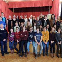 Projekt Jugendkonferenz - Budapešť a Tata (14/14)