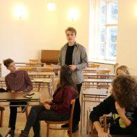 Štruktúrovaný dialóg - Mladí v Európe: Ako ďalej (3/13)