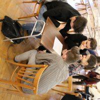 Štruktúrovaný dialóg - Mladí v Európe: Ako ďalej (10/13)