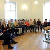 Otvorená hodina nemeckého jazyka pre základnú školu (2/16)