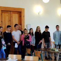 Otvorená hodina nemeckého jazyka pre základnú školu (3/16)