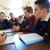 Otvorená hodina nemeckého jazyka pre základnú školu (9/16)