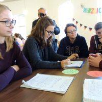 Otvorená hodina nemeckého jazyka pre základnú školu (10/16)