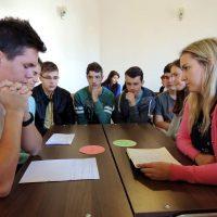 Otvorená hodina nemeckého jazyka pre základnú školu (12/16)