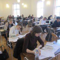 Písomná časť skúšky DSD II (10/14)