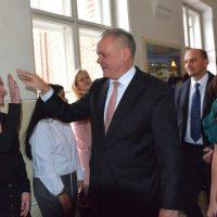 Návšteva pána prezidenta Andreja Kisku (11/27)