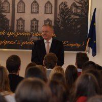 Návšteva pána prezidenta Andreja Kisku (19/27)