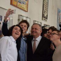 Návšteva pána prezidenta Andreja Kisku (21/27)