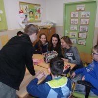 Návšteva autistického centra Rubikon (5/13)
