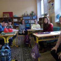 Návšteva autistického centra Rubikon (10/13)