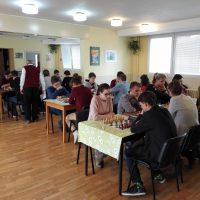 Majstrovstvá jednotlivcov v zrýchlenom šachu (4/6)