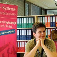 Odborná prax v T-Systems (15/36)
