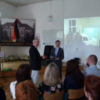 Ukončenie projektu Jugendkonferenz (3/10)
