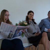 Ukončenie projektu Jugendkonferenz (8/10)