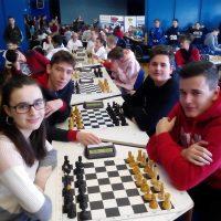 Majstrovstvá Košického kraja v zrýchlenom šachu (1/4)