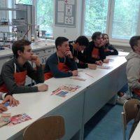Interaktívne vzdelávacie podujatie - Chemgeneration (2/6)