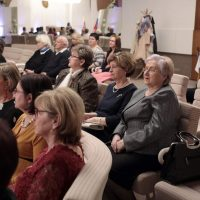 Slávnostné poďakovanie učiteľom pri príležitosti Dňa učiteľov (3/17)