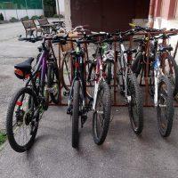 Do školy na bicykli (4/21)