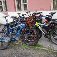Do školy na bicykli (9/21)
