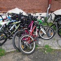 Do školy na bicykli (10/21)