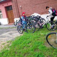 Do školy na bicykli (11/21)