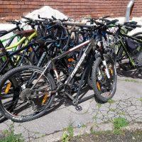 Do školy na bicykli (12/21)