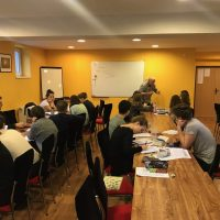 Intenzívny kurz DSD v Kysaku (9/28)
