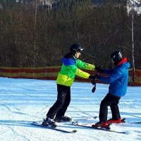 Zimný lyžiarsky kurz 2019 (25/52)