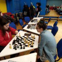 Školské majstrovstvá okresov Košice I - IV v zrýchlenom šachu (2/10)