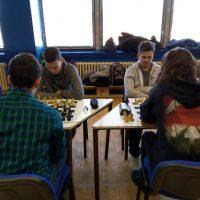 Školské majstrovstvá okresov Košice I - IV v zrýchlenom šachu (4/10)