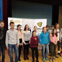 Školské majstrovstvá okresov Košice I - IV v zrýchlenom šachu (10/10)