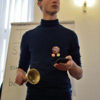 Otvorená hodina nemeckého jazyka pre základné školy (11/15)