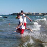 Premiérový plavecký kurz v Bulharsku (20/124)