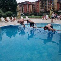 Premiérový plavecký kurz v Bulharsku (50/124)